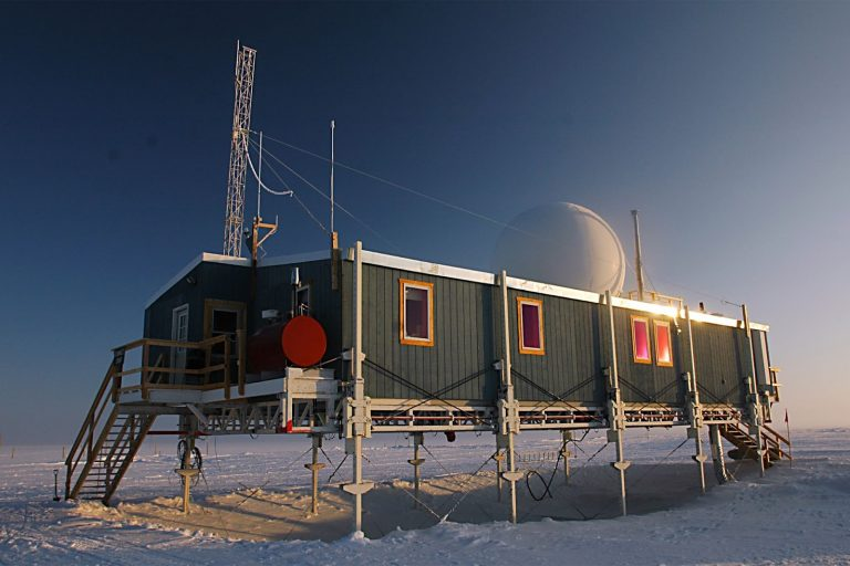Summit Station, Greenland, Arctic
