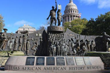 Emancipation, Juneteenth, Texas African American History Memorial