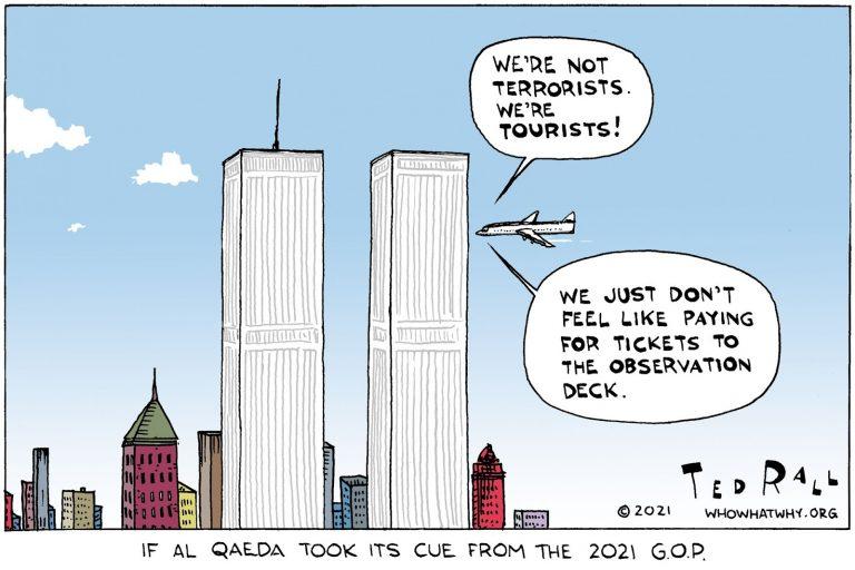 9-11, GOP, Terrorists