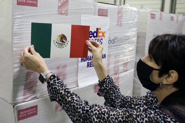 US, COVID-19, vaccines, Mexico