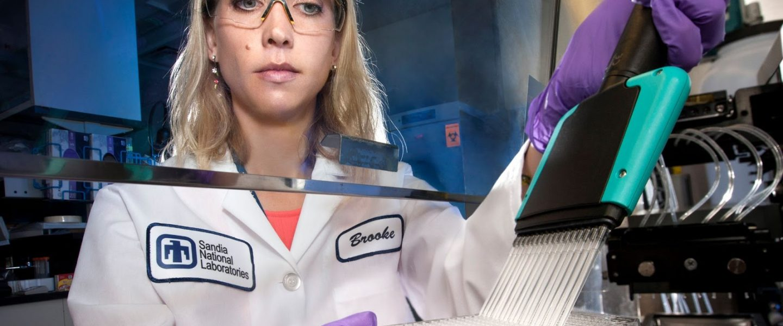 virologist, Sandia National Laboratories