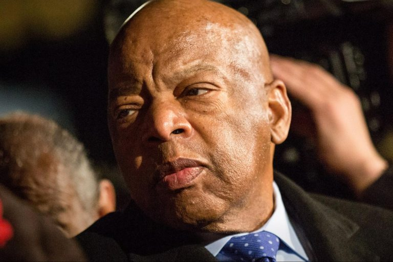 John Lewis, voting rights, Congress, business support, reform, letter