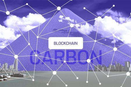 carbon, market, blockchain