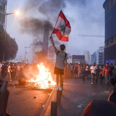 Grief and Outrage Spark Beirut Protests