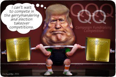 Donald Trump, campaign, GOP