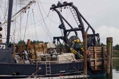 Fishing Trawler, Coos Bay, Oregon