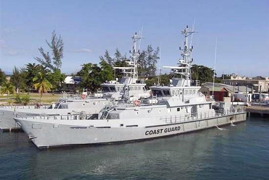 Jamaican patrol vessel