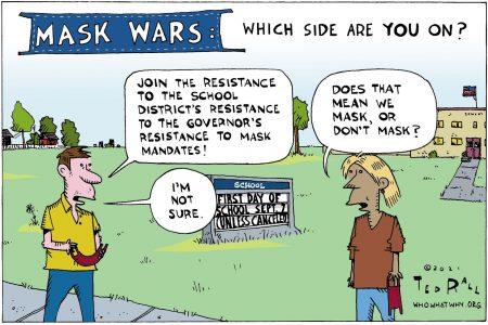 COVID-19, mask, mandate, schools