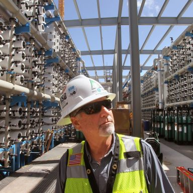 In a Drier Future, What's the Best Way to Secure Water?