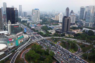 Semanggi interchanges, Jakarta
