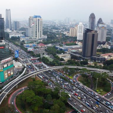 Facing Climate Change, Indonesia Still Wants Growth