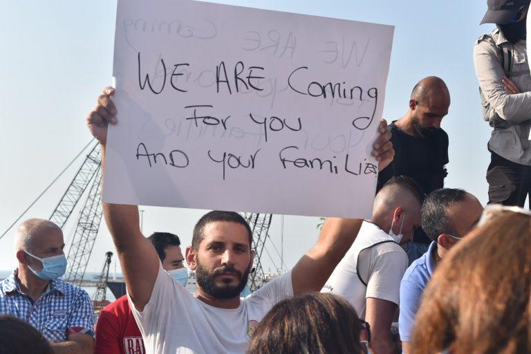 Steven Sokhen, Sign, Beirut, Lebanon