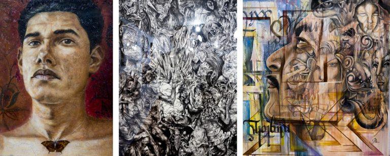 Andrez, Talking to myself, Oscar de la Flores, Origins of mezcal, Victor Casas, Danny