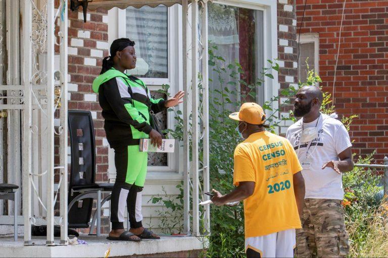 2020 US Census, Detroit