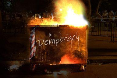American Dumpster Fire