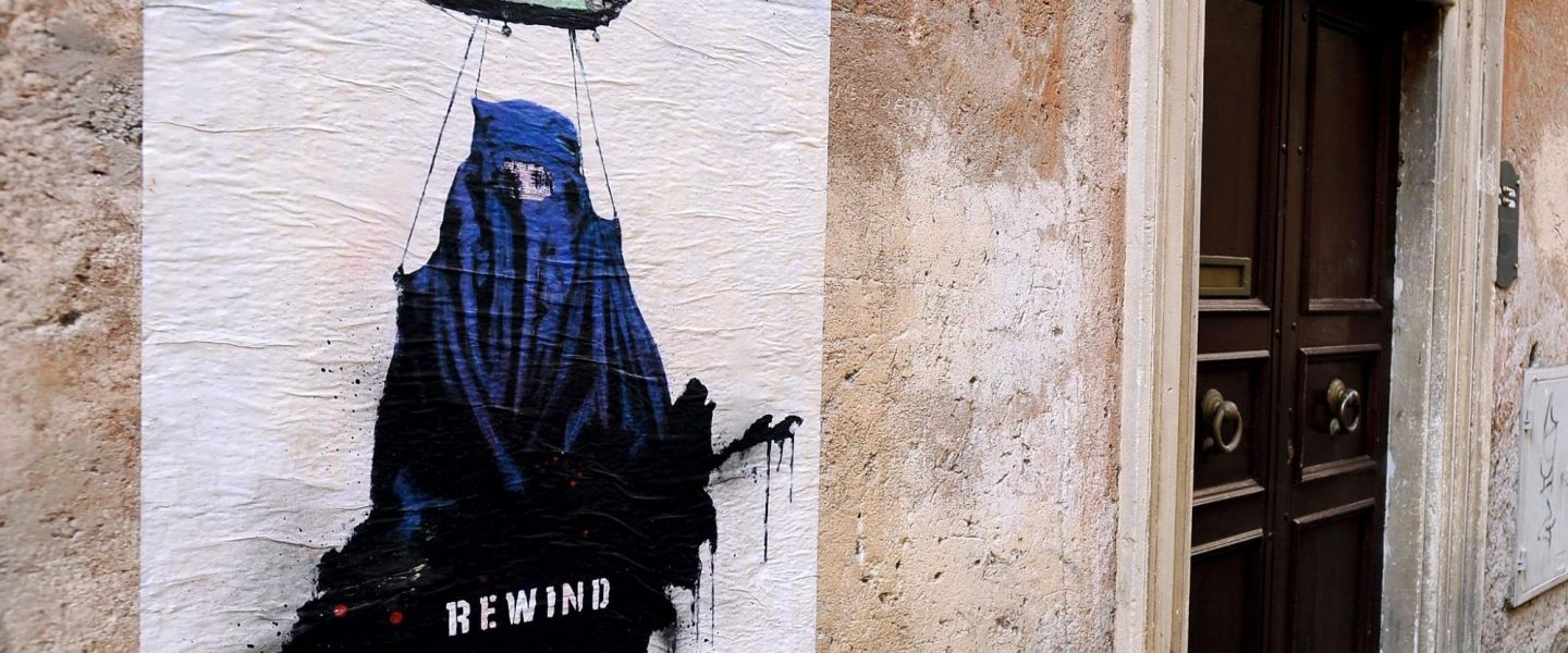 Rewind, Mural, Harry Greb, Italy