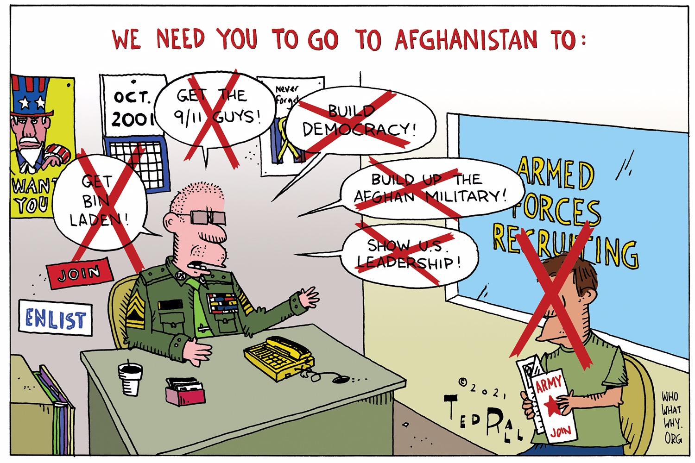 Afghanistan, US Army