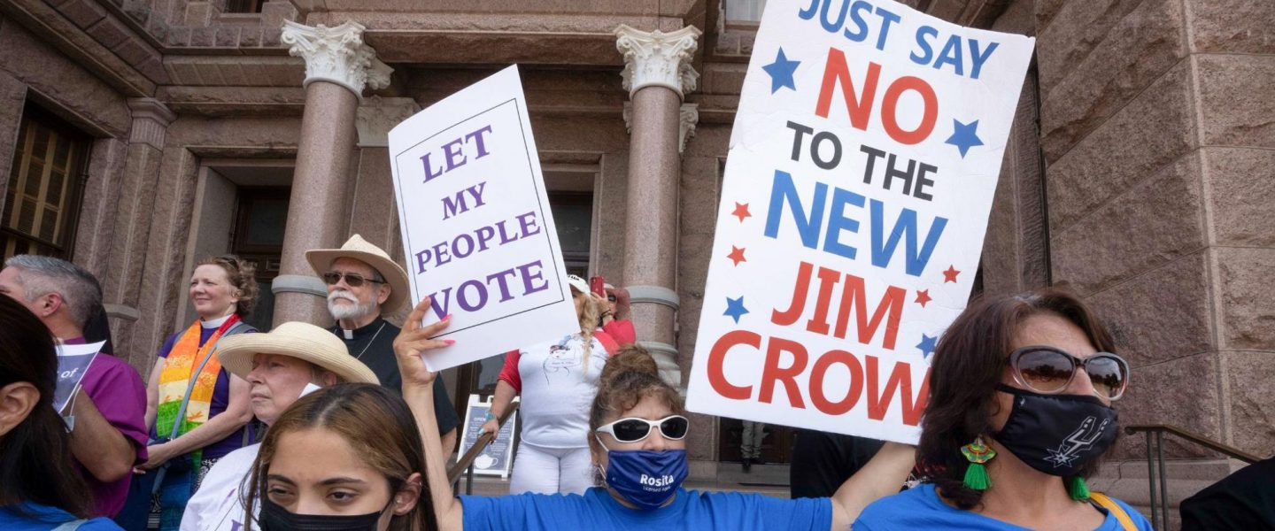Just Say No to the New Jim Crow