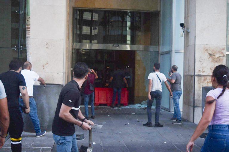 Beirut, protests, port explosion