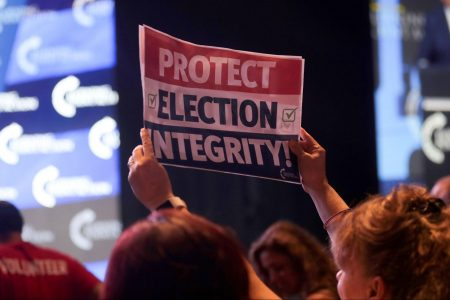 Protect Election Integrity