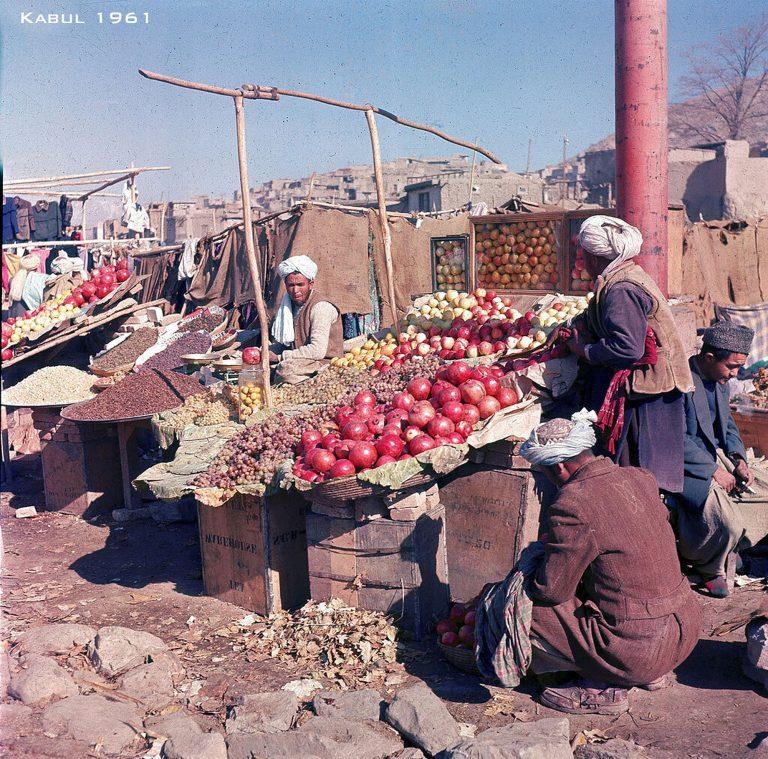 Kabul, Afghanistan, 1961