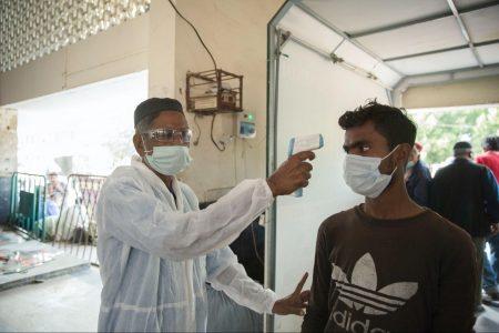 Pakistan, Karachi, COVID-19