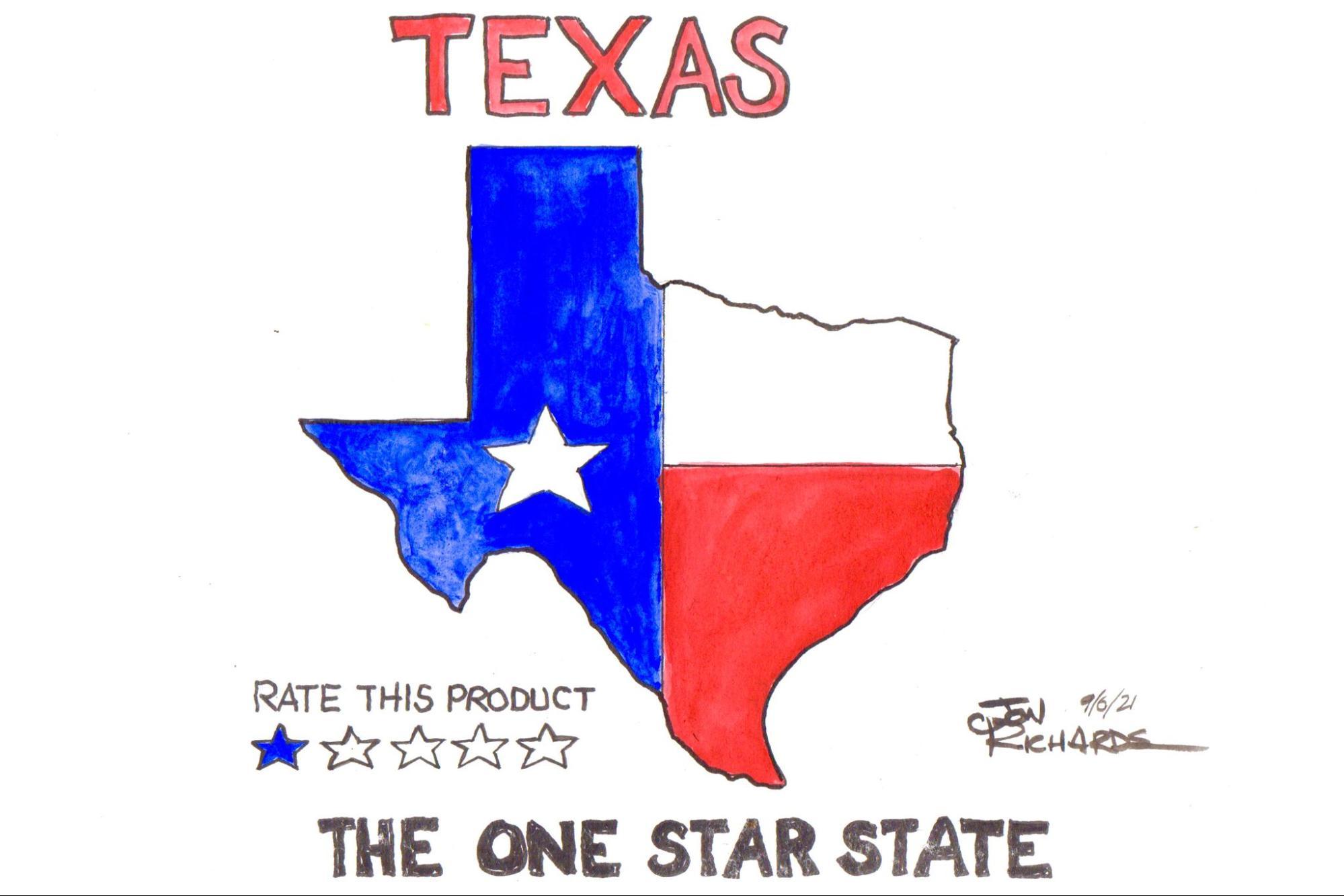 Texas, abortion, Lone Star