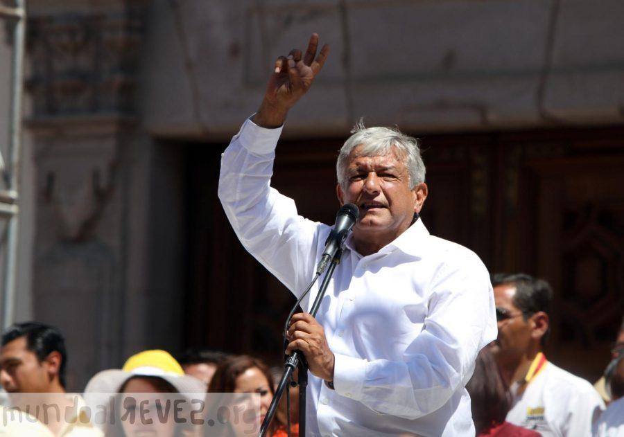 Andres Manuel Lopez Obrador, Junio