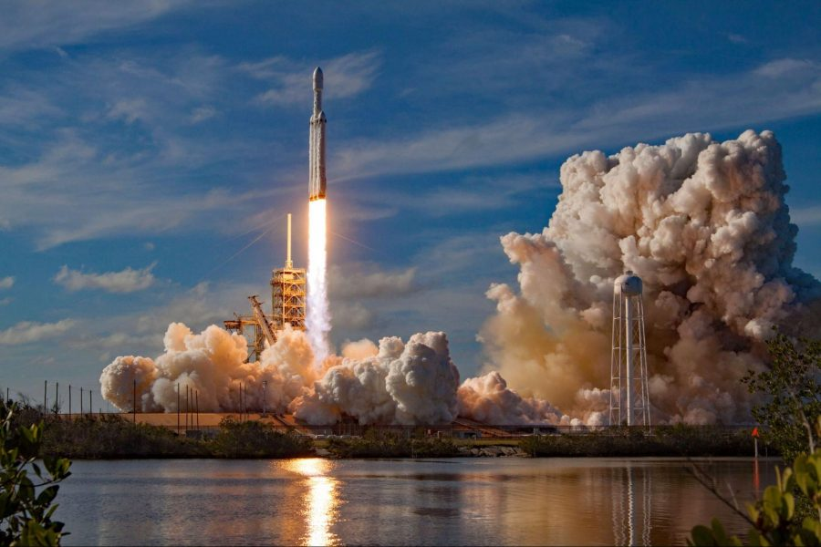 SpaceX, Launch, Falcon Heavy
