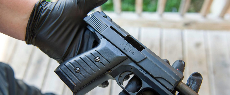 US gun tracing, W. Va, ATF, law enforcement