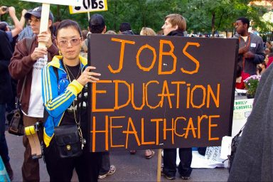 Occupy Wall Street, economic justice, democracy, protest, activism