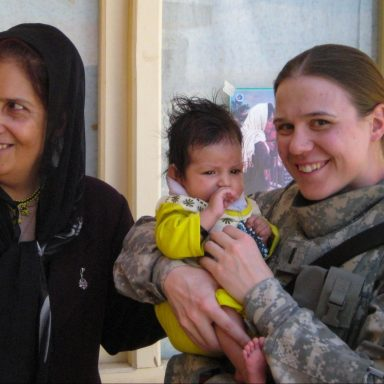 I Was a GI in Afghanistan: Here's Why I Can't Forget the Women