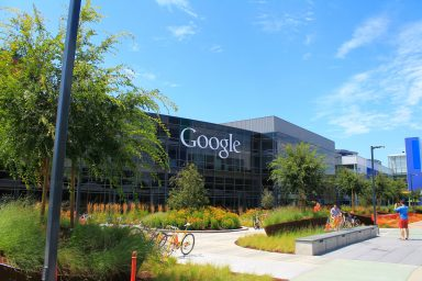 Google, labor, temps, unions, worker exploitation