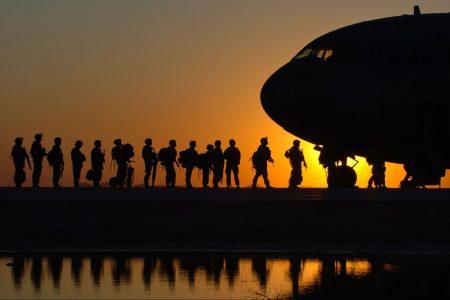 guns, US military, RFID tracking, risks