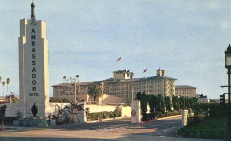 Ambassador Hotel, 1959