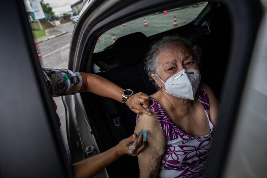COVID-19, vaccine, Brazil