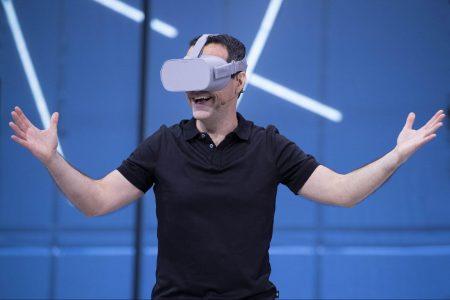 Facebook, VR, virtual reality