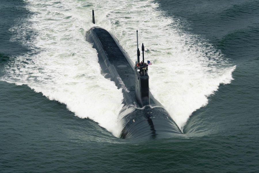 Virginia-class attack submarine, Indiana