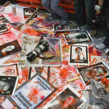 Journalism in Mexico — The Violent Repression of Expression