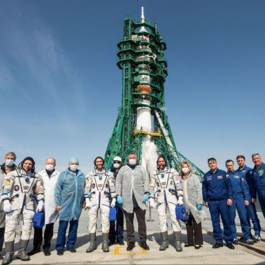 The Oligarch Behind Russia's Failing Space Program