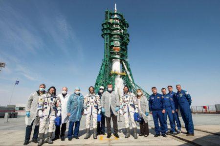 Expedition 63, Soyuz, Dmitry Rogozin