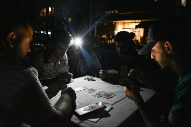 Lebanon, blackout, fuel shortages