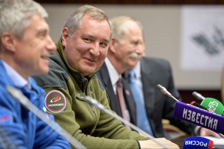 Roscosmos, Director General, Dmitry Rogozin