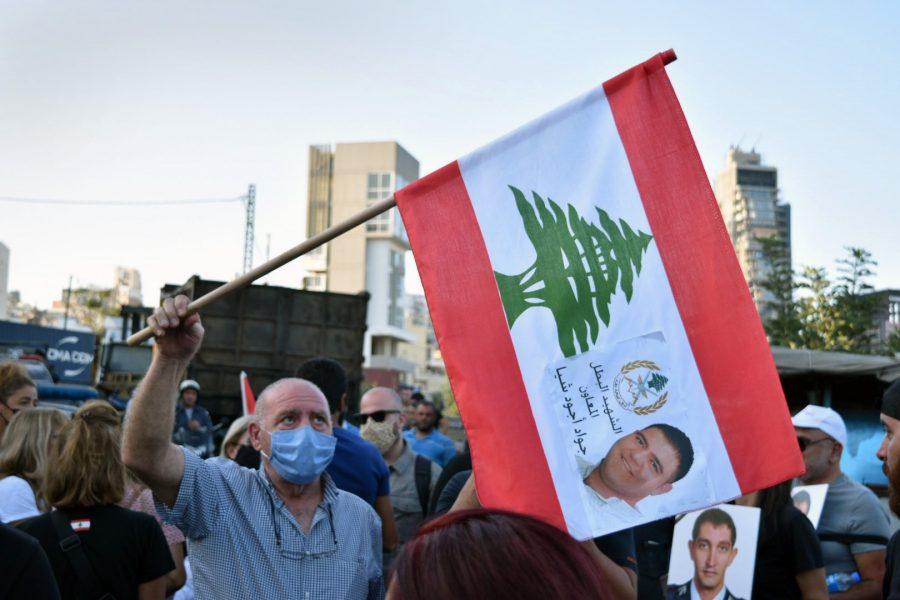 Beirut, Lebanon, protest