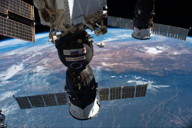 ISS, space exploration, new view, cosmonauts
