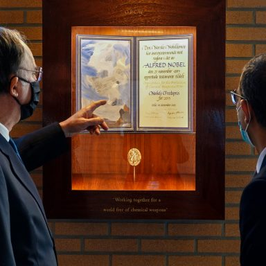Nobel Prize in Physics Awarded for Study of Humanity's Role in Changing Climate