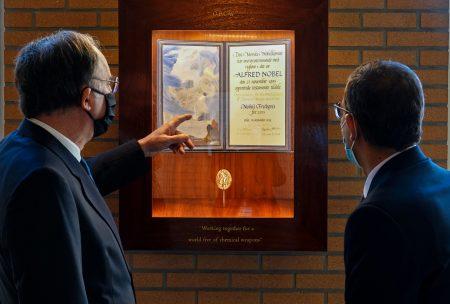 climate change, scientists, Nobel Peace Prize, physics