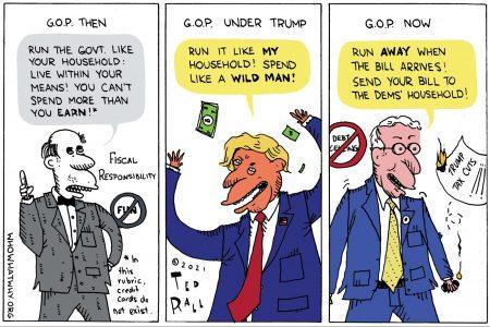 Republicans, GOP, Debt Ceiling