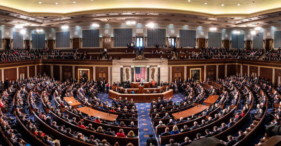 US House of Representatives, chamber floor