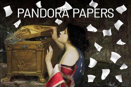 Pandora, Pandora Papers, John William Waterhouse